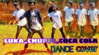 Luka Chuppi:COCA COLA |Dance cover|  Song Kartik A,Kriti S,Tony Kakkar Neha Kakkar
