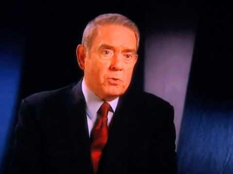 Dan Rather on being Walter Cronkite's successor at CBS News- EMMYTVLEGENDS.ORG
