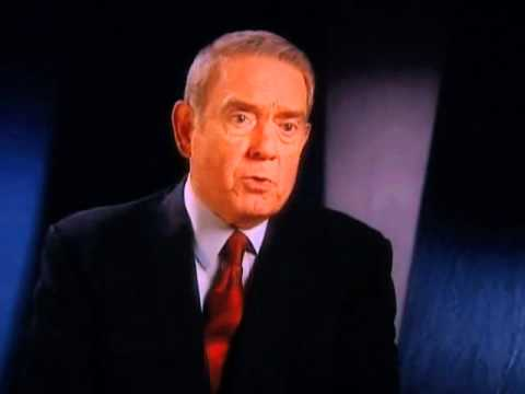 Dan Rather on being Walter Cronkite's successor at CBS News- EMMYTVLEGENDS.ORG