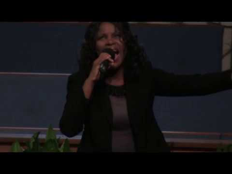Daphnee Pierre singing