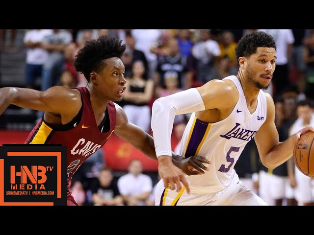 423d5f674 published  2018-07-17 02 54 13  Cleveland Cavaliers vs Los Angeles Lakers  Full Game Highlights