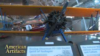 American Artifacts Preview: Aviation in the 20th Century