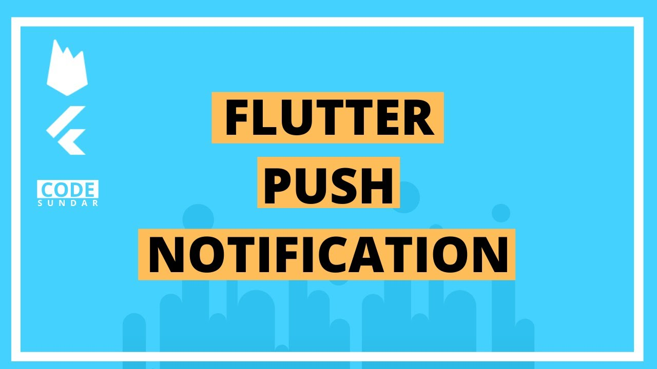 Flutter Push Notification Tutorial with Example [using FCM]