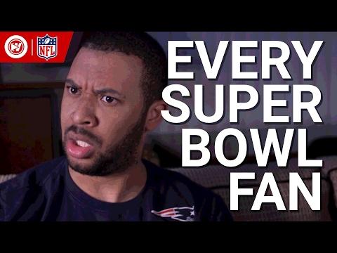 Every Super Bowl Fan | Patriots vs. Falcons
