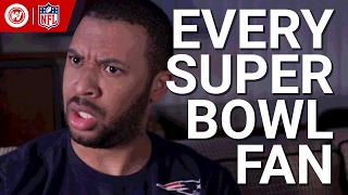 Every Super Bowl Fan | Patriots vs. Falcons