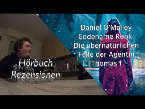 Codename Rook YouTube Hörbuch Trailer auf Deutsch