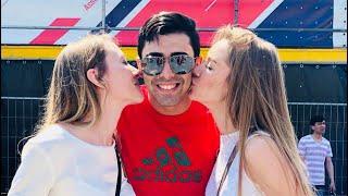 Kaliningrad avant Maroc Espagne : Adnane doesn't stop talking to Russian girls 🤣🤣