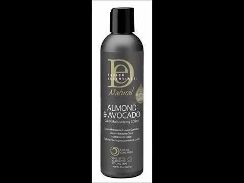 Design Essentials Almond Avocado Daily Hair Moisturizing Lotion