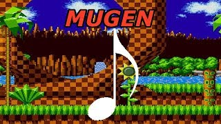 Mugen Tutorial How t๐ add music to stages and menus