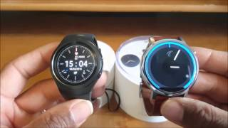 Samsung Gear S2 vs Moto 360 2 2017
