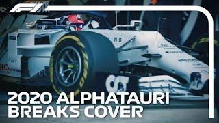 2020 AlphaTauri Breaks Cover!