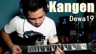 Kangen - Dewa19 (Gitar solo)