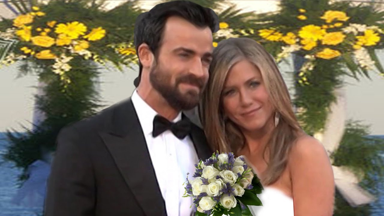 Jennifer Aniston & Justin Theroux's Wedding