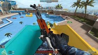 Crossfire NA ( Đột Kích ) 2.0 : AK47 - Hero Mode X - Zombie V4