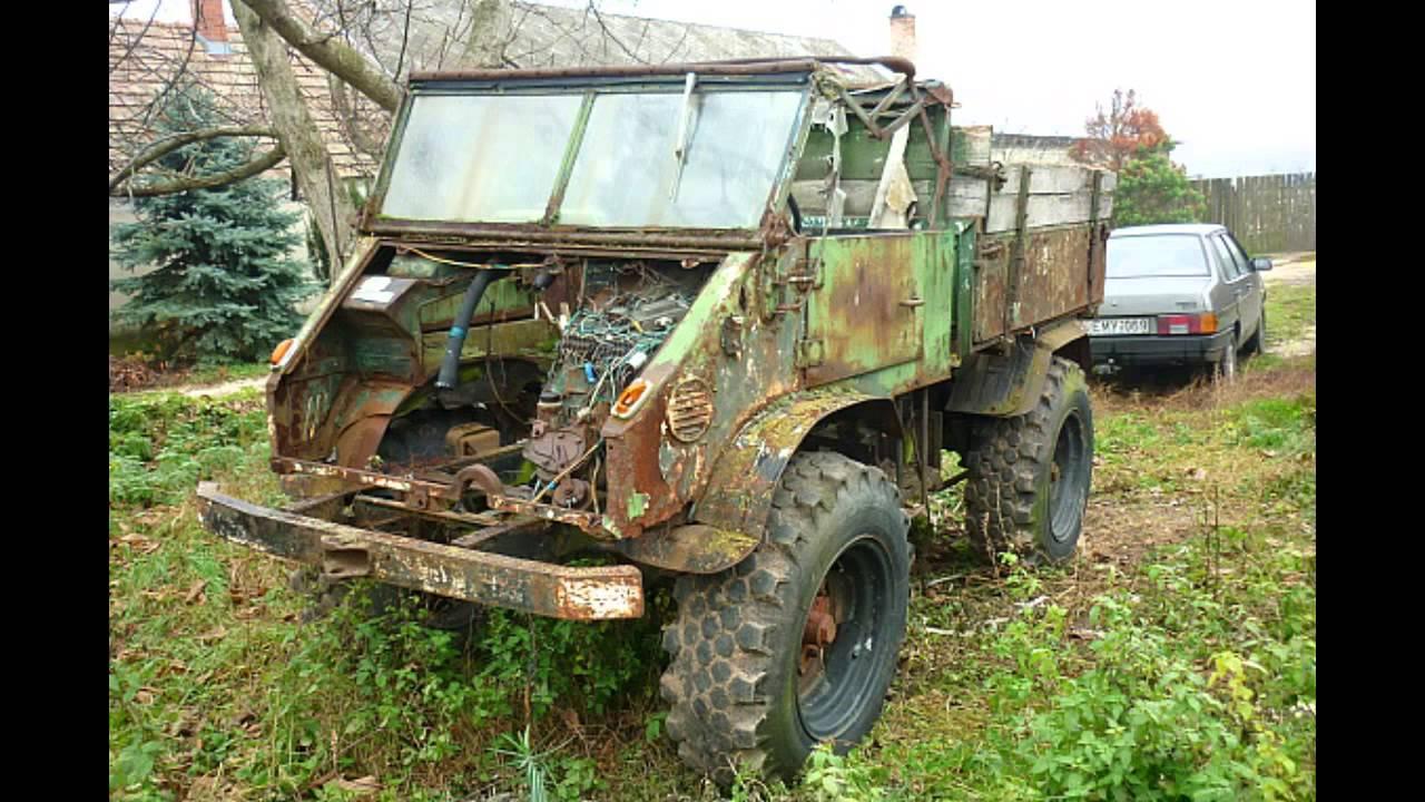 Vehicle History Report Free >> Unimog 411 - YouTube