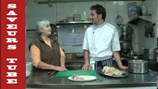 """How to Make """"Poule au Pot"""" French Chicken Dish with TV Chef Julien & Mom from """"Saveurs Dartmouth uk"""