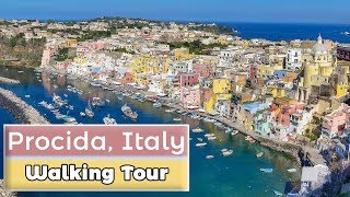 *there is only music for the first 6 minutes due to high wind noise*walk around small island of procida. unlike ischia and capri, procida has maintained ...