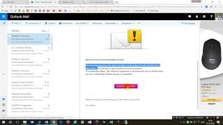Ihr E-Mail-Server wurde gesperrt - Aktivieren Sie sofort