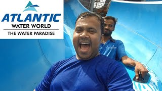 ATLANTIC WATER WORLD🤽/Best water park in Delhi