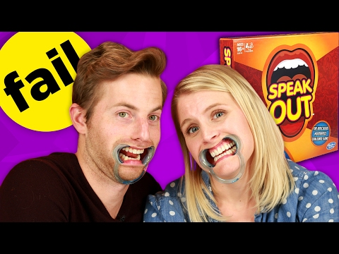 Couples Play The Mouthpiece Game •Ship It