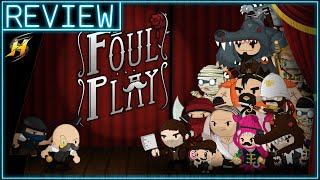 Foul Play PS4 REVIEW
