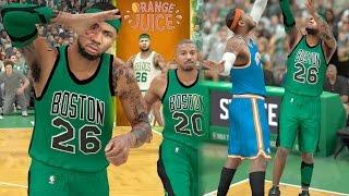 NBA 2k17 MyCAREER - New Career High in Points! Alternate Jerseys! Ep. 23