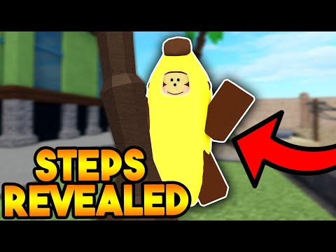 STEPS REVEALED On HOW To Get THE MONKEY SKIN In ARSENAL! (ROBLOX)