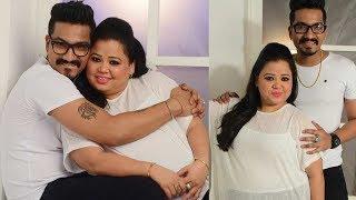 Comedian Bharti Singh's Pre-Wedding Photoshoot