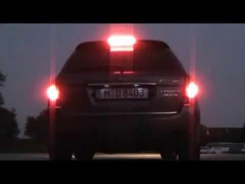AUTO-TUNING - Задняя светодиодная оптика для Subaru Outback 2005-2009