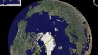 Допотопное положение геогр. северного полюса(http://my.mail.ru/community/nibiry/2CFC933CDC26900E.htmlВидеоматериал подготовлен на основании ориентации древних сооружений (севе..., 2010-11-04T14:06:49.000Z)