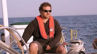 מפרשים - סרטון של אורי כוורי  גבעת חביבה, יממה בים