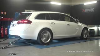 Opel Insignia tourer 2.0 cdti 165cv Reprogrammation Moteur @ 202cv Digiservices Paris 77 Dyno