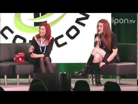 ECCC 2013: DON'T CALL HER NYMPHANDORA! AN HOUR WITH NATALIA TENA