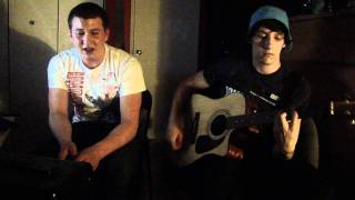 mayday parade Three Cheers for Five Years (acoustic + coval ) Lyrics COVER