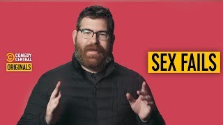 The Boner That Was Not Meant to Be - Sex Fails (feat. Mike Lawrence)