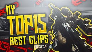 Red MJDaay : My Top15 Best Clips !!