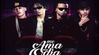 Video Me Ama Me Odia   Ozuna ft Arcángel, Cosculluela Y Brytiago 2016 download MP3, 3GP, MP4, WEBM, AVI, FLV November 2017