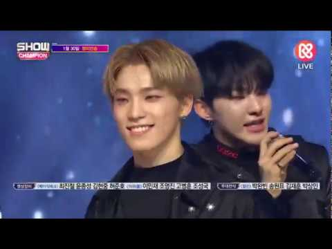 "SEVENTEEN Win 1st For ""Home"" On ""Show Champion"""
