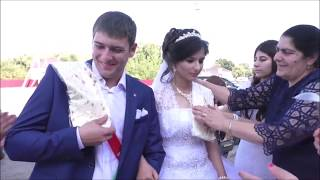 Езидская свадьба Рустама и Сусанны 2018  клип