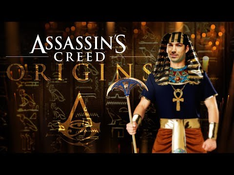 Assassin's Creed Origins - Le trou introuvable - Let's Play #44