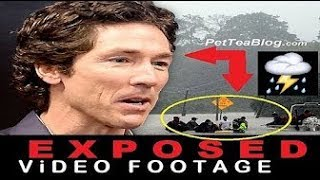 Joel Osteen EXPOSED for NOT Sheltering Hurricane Harvey Victims in Houston (ViDEO) #LakeWood 👀