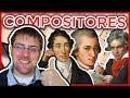 COMPOSITORES ALEMÃES E SUA PRONÚNCIA EM ALEMÃO | Beethoven, Mozart, Bach