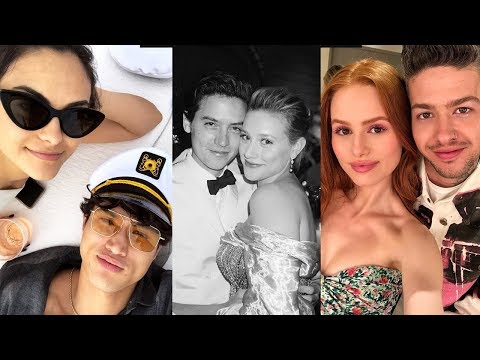 riverdale actors dating in real life