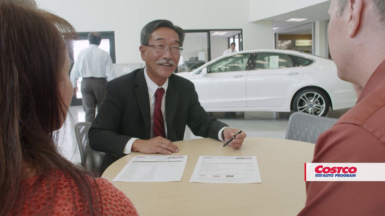 Costco Car Buying >> Costco Auto Program New Used Car Buying Service