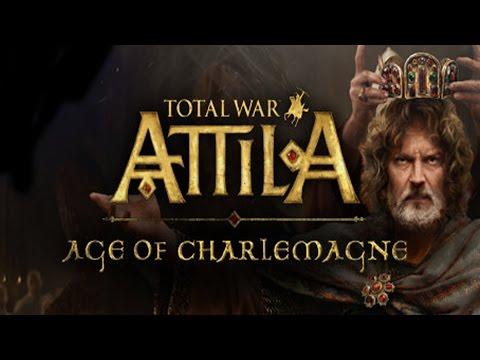 Total War:Attila-Age of Charlemange-Le 8 Fazioni Giocabili |