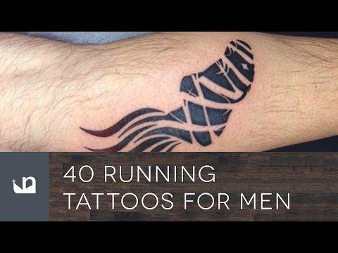 40 Running Tattoos For Men