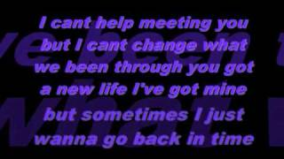 Jon Young-Back In Time-W/Lyrics