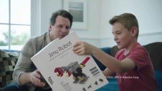 UBTECH Jimu Robot - Interactive Robotic Building Block Kit
