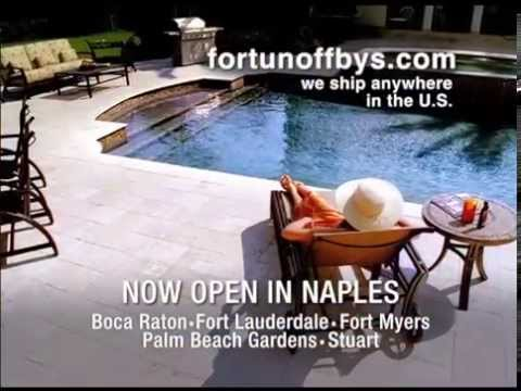 Fortunoff Backyard Store Floor Sample Sale   2015   YouTube