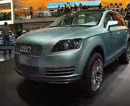 Le Design Audi